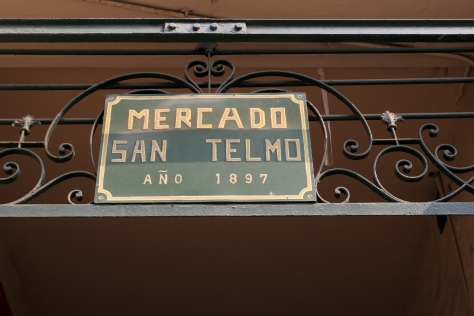 The San Telmo Market