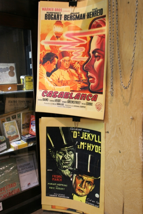 Antique Movie Posters